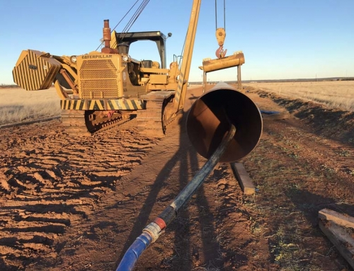 Drilling in Tuscola